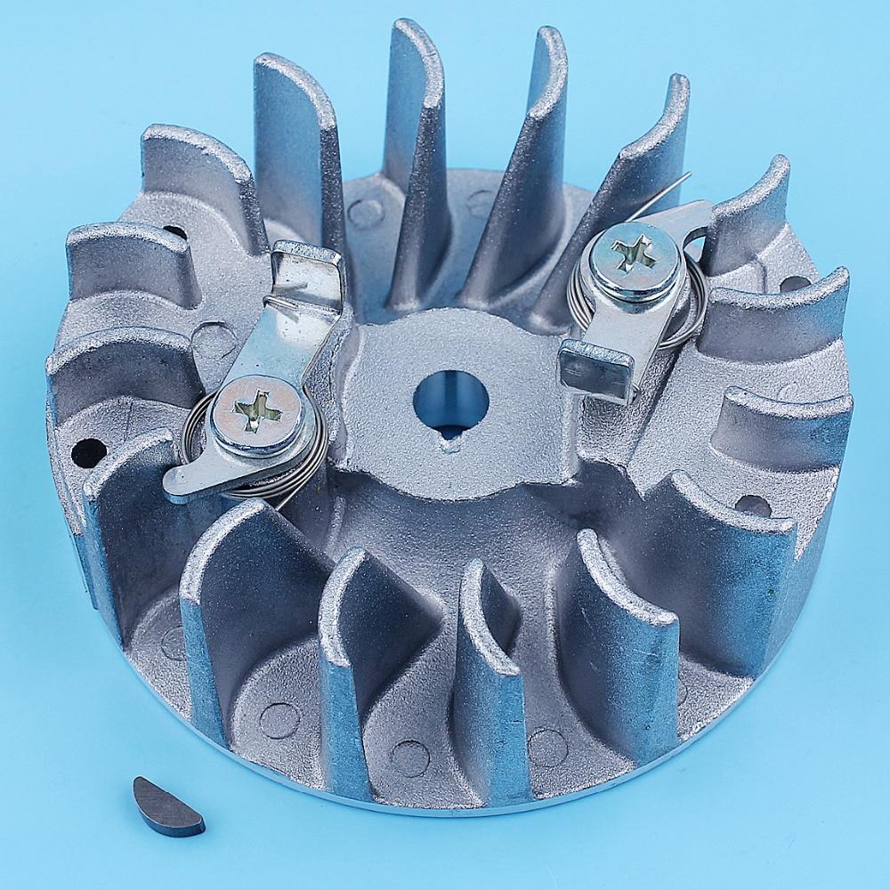 Flywheel Assy Fits For Husqvarna 137 137E 142 142E Poulan PP4620AVX 4620AVL 4620AVHD McCULLOCH MAC 2818 AV M4620 Engine Part
