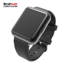 2016 neue Uhren Q1 Smartwatch Android SIM 1 GB/8 GB Relogio Inteligente MTK6568 HD Bildschirm Smartfone Tragbare Geräte Smart Wacht