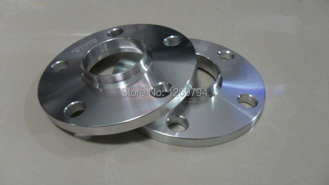 Espaçador da roda Do PCD 5x100 milímetros Adaptador de Roda HUB 56.1mm 15mm de Espessura 5*100-56.1-15