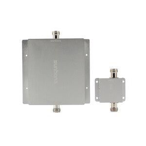 Image 1 - Sunhans 2,4 Ghz высокомощный 20W Oudoor широкополосный усилитель сигнала Wi Fi/беспроводной усилитель бесплатная доставка