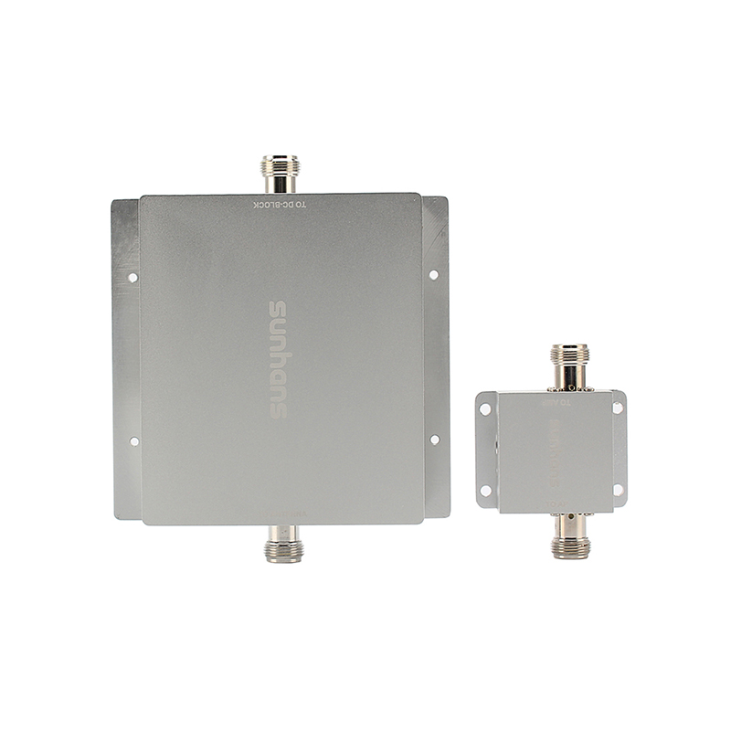 Sunhans 2.4Ghz High Power 20W Oudoor Broadband WiFi Signal Booster/ Wireless Amplifier Free Shipping-in Signal Boosters from Cellphones & Telecommunications