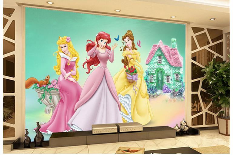 Snow White Wall Mural Design Ideas · Nice Snow White Wall Mural Awesome  Design Part 37