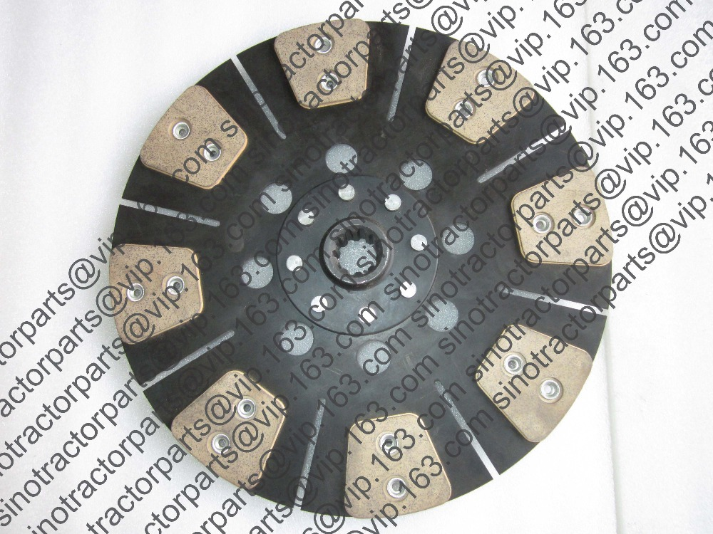 ФОТО Taishan KAMA tractor parts, the clutch disc KM804, part number: 800.21.102