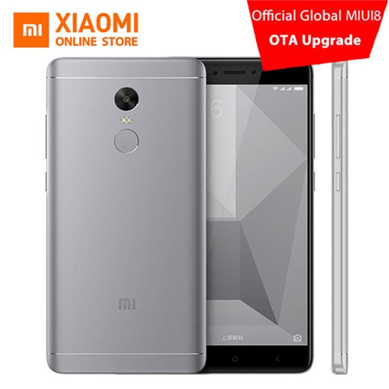 Xiaomi Redmi Note 4X Mobile Phone Snapdragon display Camera