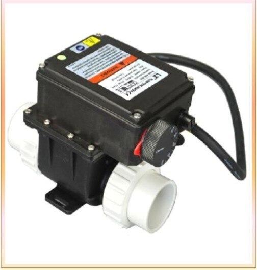 욕조 & 스파 욕조 히터 및 스파 풀 히터 LX H20 RSI 스파 히터 2kw 조절 식 온도 조절기