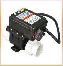 Wanna i wanna z hydromasażem grzałka i spa grzałka basenowa LX H20 RSI podgrzewacz SPA 2kw z regulowanym termostatem