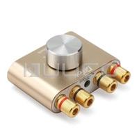 Mini Bluetooth 4 0 Digital Amplifier Amp Home Wireless Bluetooth Audio Receiver Amplifier For Smart Phone