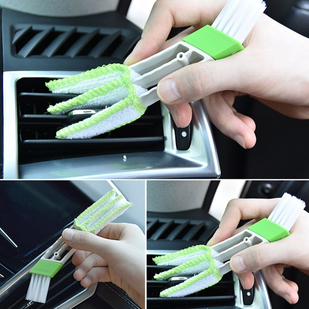 Cleaning products in addition to hard brush car wash small brush