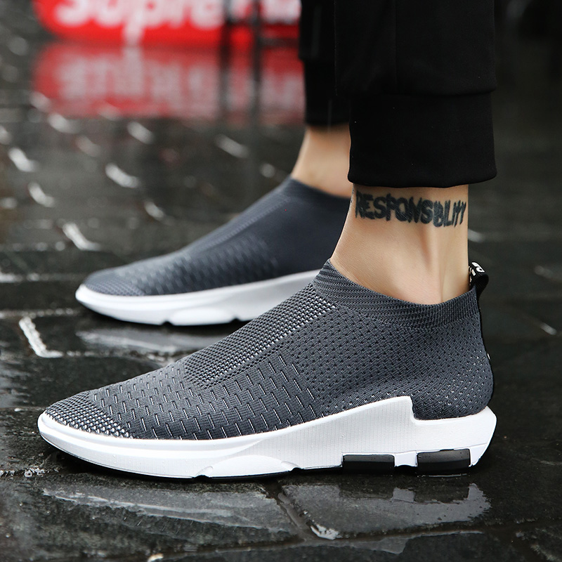 Mens Athletic Shoes Plus Size 39-46 Man Running Shoes Spring Autumn Jogging Male Sneakers Black Gray Walking Sneakers MenMens Athletic Shoes Plus Size 39-46 Man Running Shoes Spring Autumn Jogging Male Sneakers Black Gray Walking Sneakers Men