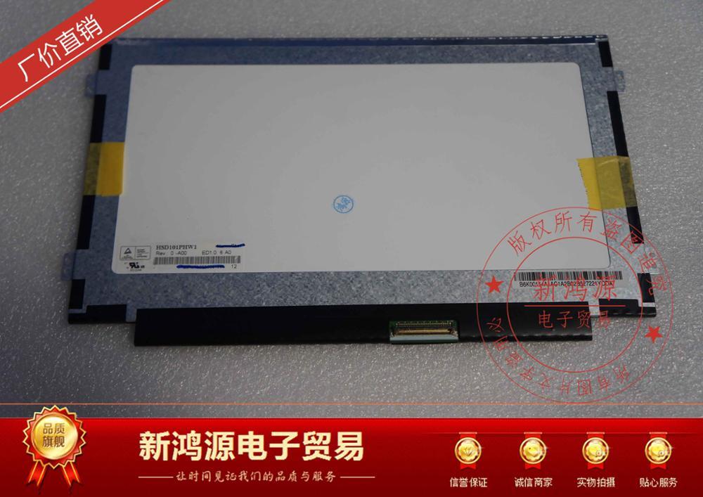 HSD101PHW1-A00 1366X768 10.1LED ultra thin notebook LCD screen hsd100ixn1 a00 lcd displays