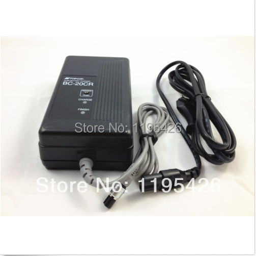 ФОТО TOPCON BC-20CR charger  For BT-24Q and BT-30Q Batteries Charger
