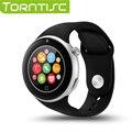 Torntisc C5 Bluetooth 4.0 Smart Watch RAM 64 ММ ДИСК 128 ММ с Разнообразие DIY Смотреть Лица Наручные Часы для Apple IOS Android система
