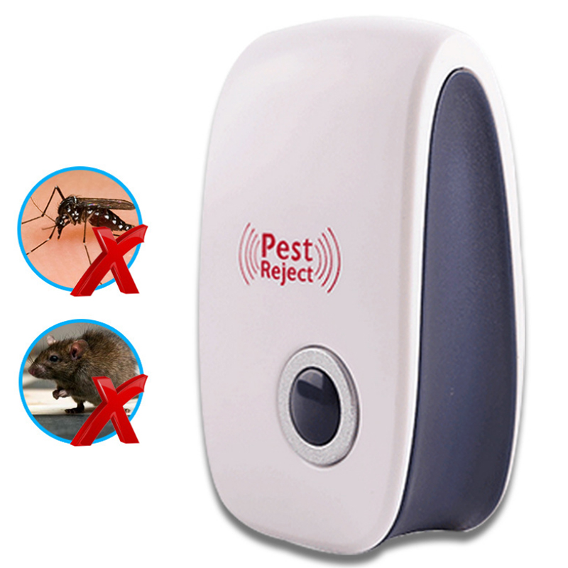 Electronic Ultrasonic Efficient Mosquito Repellent Non-Toxic Mouse Mosquito Repellent Reject Moth Pests ToolElectronic Ultrasonic Efficient Mosquito Repellent Non-Toxic Mouse Mosquito Repellent Reject Moth Pests Tool