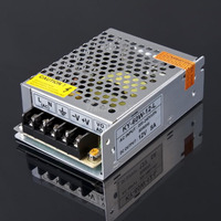 1Pcs Popular New 12V 5A 60W Switching Switch Power Supply For LED Strip Light Lights
