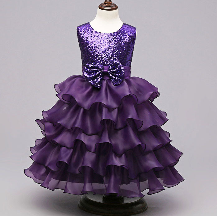 Girls Bling Glitter Sequined tutu Dress Wedding Birthday Party Princess Dresses frocks disfraz infantil For 2 4 6 8 10 12 Years pageant 3d rose flower girls red dress kids frocks princess party birthday wedding dresses vestidos clothes for 2 4 6 8 10 years