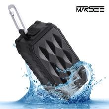 Bluetooth Колонки, marsee zerox открытый Портативный Bluetooth Динамик Беспроводной Водонепроницаемый мини Динамик Super Bass с микрофоном TF карты