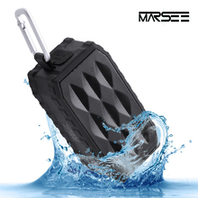 Altavoces Bluetooth, MARSEE ZeroX Al Aire Libre Impermeable Mini Altavoz Altavoz Portátil Bluetooth Inalámbrico Super Bass Con Micrófono TF Tarjeta