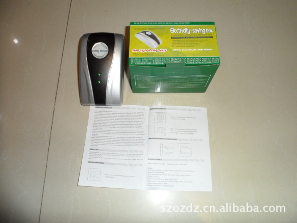 Power Saver 25kw Power Electricity Saving Box 90v 250v
