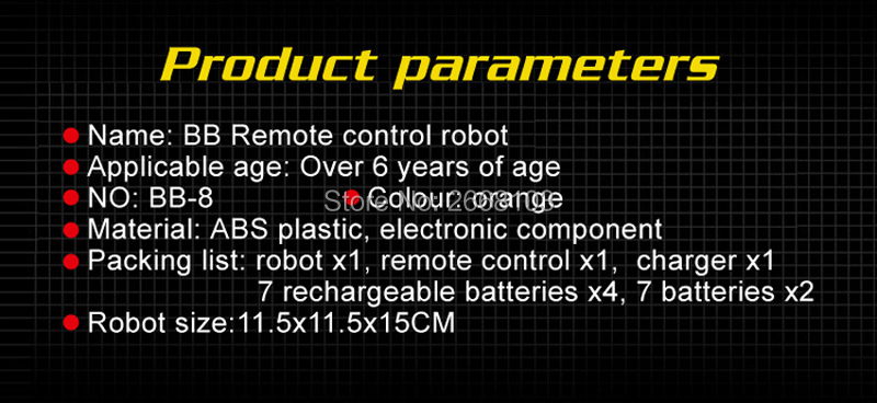 Upgrade Model Ball Star Wars RC BB-8 Droid Robot BB8 Intelligent Robot 2.4G Remote Control Toys For Girl Gifts With Sound Action 13