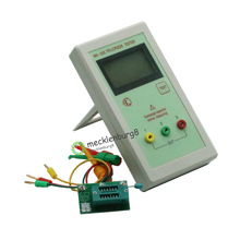 MK 328 ESR mètre testeur Transistor Inductance capacité résistance LCR TEST MOS/PNP/NPN détection automatique plus récent