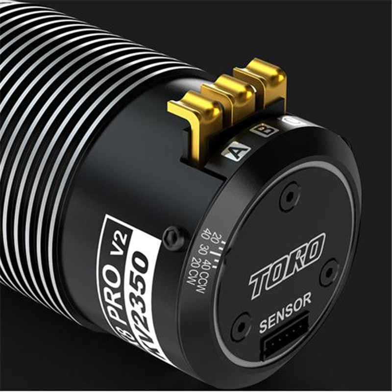 NEW SKYRC TORO X8 PRO V2 2150KV 2350KV Brushless Motor for 1:8 RC Cars Buggy updated version of X8 Pro adjustable timing-in Parts & Accessories from Toys & Hobbies    3