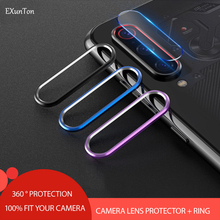 Full Cover Camera Lens Screen Protector for Xiaomi Mi 9 SE Back Protective Ring Tempered Glass Mi9