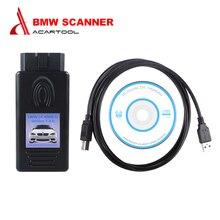 Лучшая Цена для BMW Scanner 1.4 0 OBD II сканер для bmw scanner 1.4 для BMW 1.4 диагностический бесплатный доставка