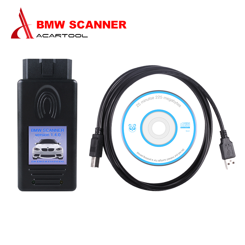 Best Selling OBD2 Diagnostic Tool Auto Scanner V1.4.0 for BMW Unlock Version Code Reader Obd2 Scanner V1.4 .0. top selling car diagnostic tool for bmw scanner 2 01 newer model than scanner 1 4 0 for 1 3 5 6 and 7 series lr10