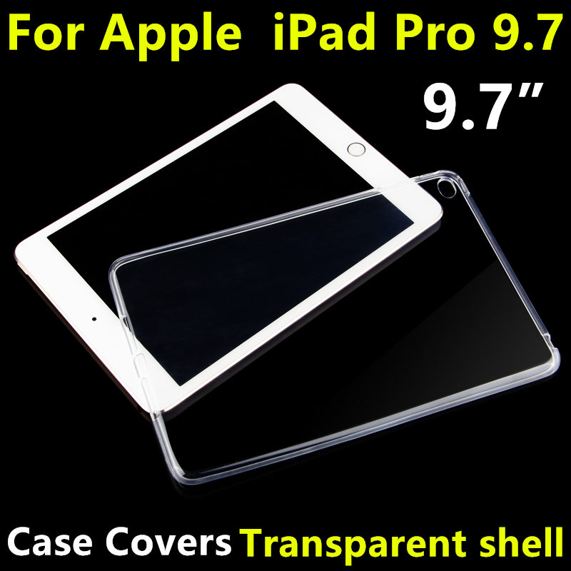 case tpu for apple ipad pro 9 7 protective smart cover protector leather for ipad pro9 7 pu. Black Bedroom Furniture Sets. Home Design Ideas
