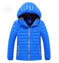 Высокое качество мальчик зимних видов спорта отдыха с капюшоном с длинным пальто дети зима теплая хлопка пальто 8-16 лет мальчик теплый парки
