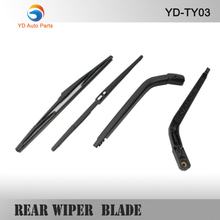 WINDOW CAR BACK REAR WIPER BLADE REAR WIPER FACTORY FOR TOYOTA PREVIA 2 ESTIMA REAR WIPER BLADE AND ARM SET BRAND NEW 2000-2006