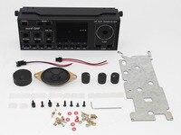 Новый алюминиевый корпус чехол Кнопка DIY наборы для mcHF QRP SDR радио SDR трансивер