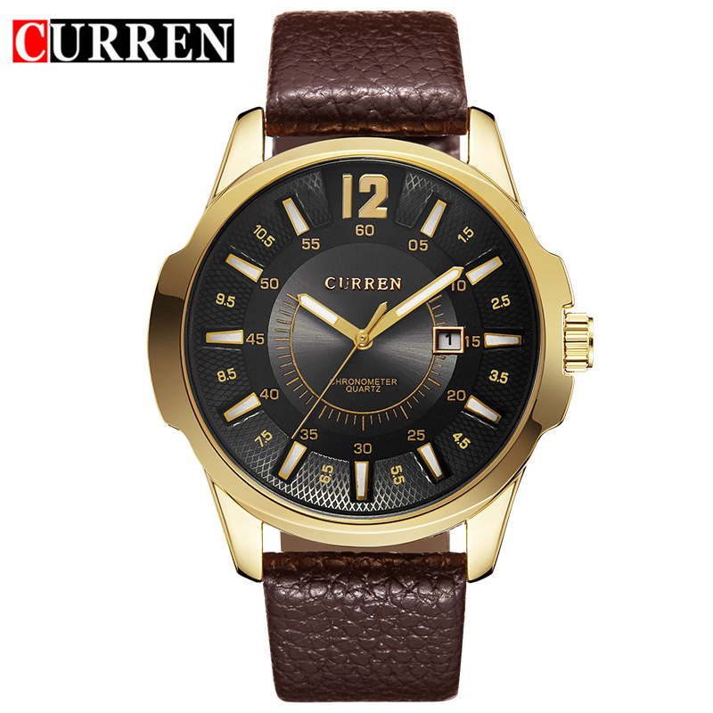 CURREN Brand Sports Watches Men Wristwatches Luxury Business Watch Mans Military Army Male Quartz Relogio Masculino Reloj