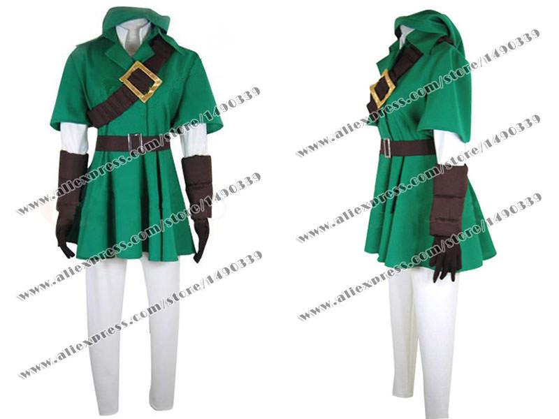 The Legend of Zelda Link Cosplay Costume Outfit Uniform High Quality Halloween Fast Shipping on Aliexpress.com | Alibaba Group  sc 1 st  AliExpress.com & The Legend of Zelda Link Cosplay Costume Outfit Uniform High Quality ...