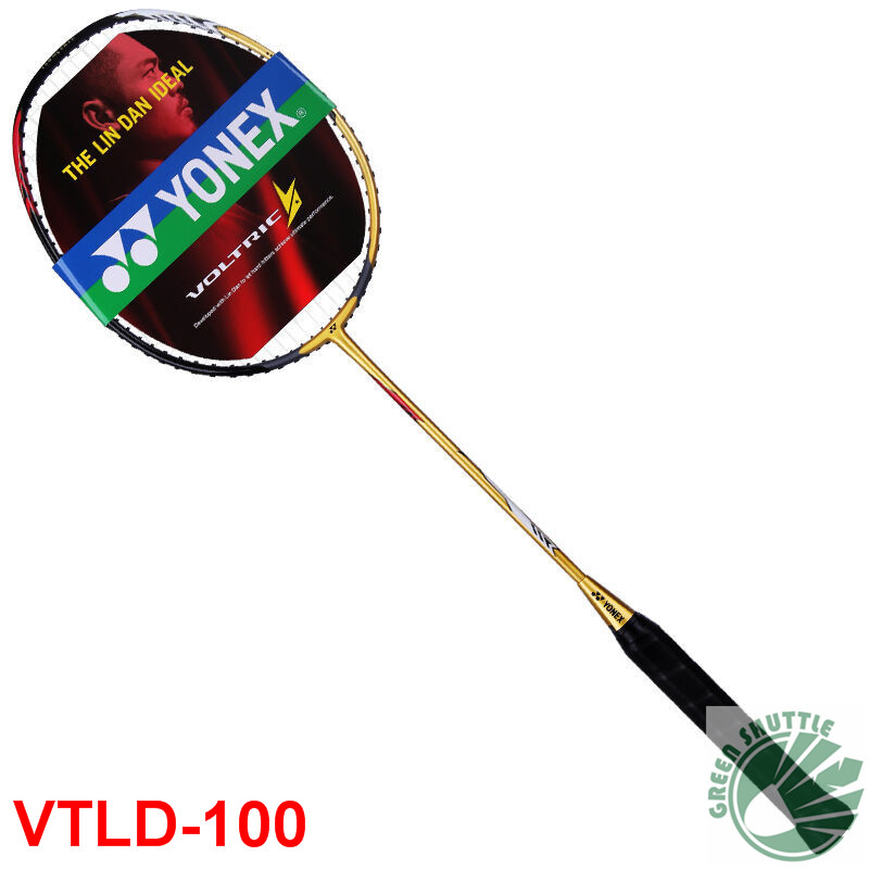 2018 Genuine Yonex VTLD 100 Series Badminton Racket Lin ...
