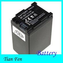 1 unids Batería BP-827 BP827 BP 827 Batería Recargable de La Cámara para canon hg31 xa10 hf20 hf10 hf100 hf100e hg20 hg21 hf11 HFS100