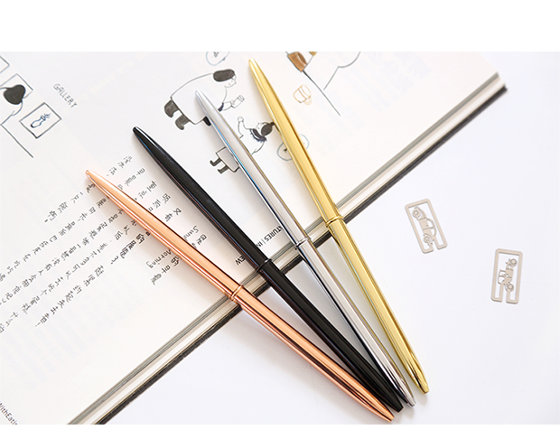 Metal Ballpoint Pen for Office