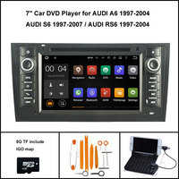 Quad Core Android 5 1 CAR Multimedia Player For AUDI TT 2006 2014 AUDIO CAR STEREO