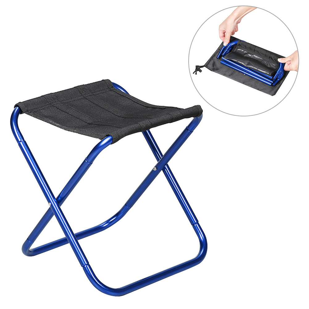 buy outdoor foldable fishing chairs ultra light aluminum alloy portable folding. Black Bedroom Furniture Sets. Home Design Ideas