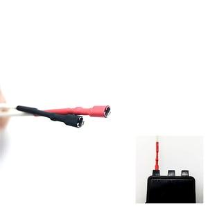 Image 3 - Универсальная игла зажигания/Индукционная игла для газовой плиты керамический электрод зажигания с проводом высокой температуры 490 мм