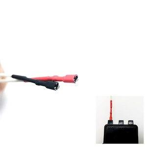 Image 3 - Universal Ignitionเข็ม/เหนี่ยวนำเข็มสำหรับแก๊สเตาเซรามิคElectrodeจุดระเบิดสูงอุณหภูมิความต้านทานลวด490มม.