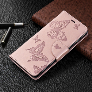 Image 2 - PU Leather Case For Samsung Galaxy A10 A20 A30 A40 A50 A70 A10E A20E Note 10 Plus S10 S9 Plus M10 M20 M30 Flip Wallet Case Coque