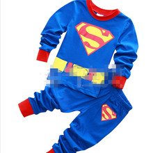 Boys Superman Long pijama