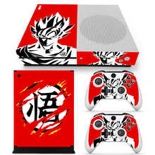 Xbox One Slim Dragon Ball Skin Console 6 Skins