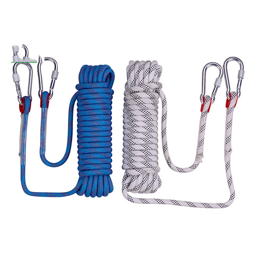 DSS Ultra-stable safety rope outdoor climbing rope climbing rope escape lifeline static rope portable folding 5v 15w double usb port solar charger mobile phone power mp3 mp4 gps camera game solar panels outdoor charging