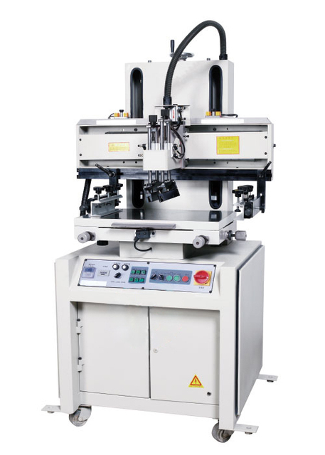 Plane Screen Printing Machine (300mm x 500mm) with Vacuum Table