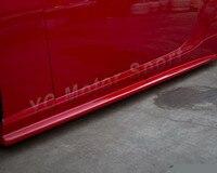 Автомобильные аксессуары VTX углеродное волокно Стиль сбоку юбка расширение пригодный для GT86 FT86 ZN6 FR S BRZ ZC6 боковых юбок