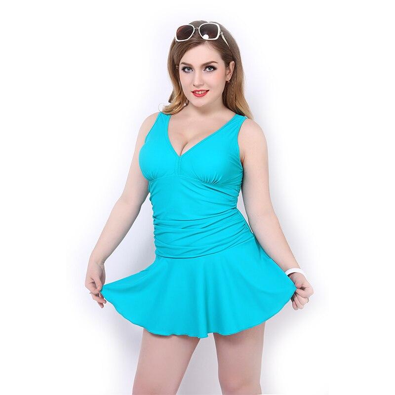 Solid Color Swimwear Women Hot Women One Piece Wide Strap