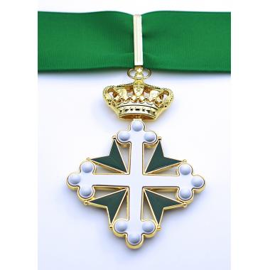 EMD Order Of Saint Maurice And Saint Lazarus(Commander Class)1