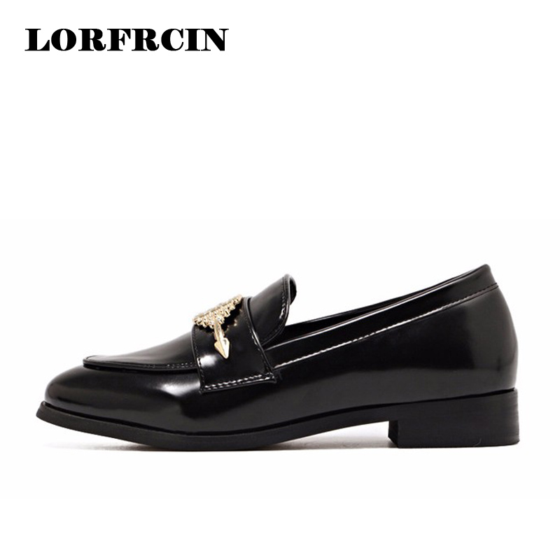 2017 Loafers Women Bling Crystal Women Flats Fashion Slip-on Flat Shoes For Woman Spring Autumn Women Black Shoes lanshulan bling glitters slippers 2017 summer flip flops platform shoes woman creepers slip on flats casual wedges gold